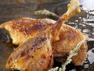 Roast Goose with Vegetables recipe