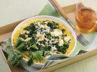 Roast Millet and Nettles recipe