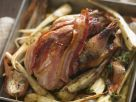 Roast Pheasant with Bacon recipe