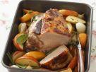 Roast Pork with Apples recipe