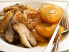 Roast Pork with Apricots and Honey recipe