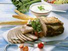 Roast Pork with Cucumber Sauce recipe