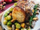 Roast Pork with Glazed Chestnuts recipe