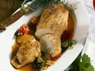 Roast Turkey Breast with Mixed Vegetables recipe
