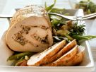 Roast Turkey Roll Stuffed with Mushrooms and Ricotta recipe