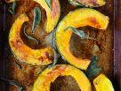 Roasted Acorn Squash with Sage recipe