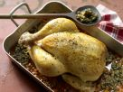 Roasted Chicken with Parsnips and Carrots recipe