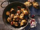 Roasted Jerusalem Artichokes with Garlic recipe