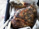 Roasted Leg of Lamb recipe
