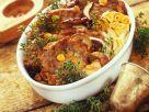 Roasted Pork with Mushrooms recipe