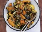 Roasted Pumpkin with Pumpkin Seeds recipe
