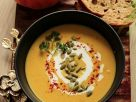 Roasted Vegan Pumpkin Soup recipe