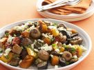 Roasted Vegetable Salad with Feta Cheese recipe