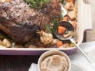 Roasted Wild Boar recipe