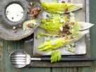 Romaine with Buttermilk Roquefort Dressing recipe