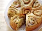 Rose Cake with Apple and Ginger recipe