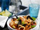 Rustic Mussel and Vegetable Stew recipe