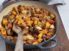 Rustic Vegetable Saute recipe