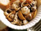 Salad of Squid and Pickled Mushrooms recipe
