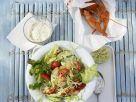 Salad with Avocado and Crayfish recipe