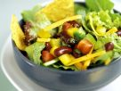 Salad with Beans and Cheese recipe
