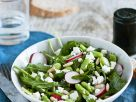 Salad with Beans, Arugula and Radishes recipe