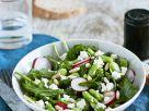Salad with Beans, Arugula and Radishes recipe