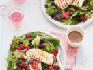 Salad with Cheese and Berries recipe