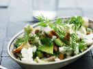 Salad with Chicken, Cauliflower and Avocado recipe