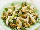 Salad with Chicken, Watercress and Walnuts recipe