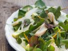 Salad with Fennel, Sorrel, Avocado and Trout recipe