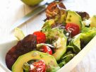 Salad with Tomato and Avocado recipe
