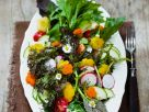 Salad with Wild Herbs recipe