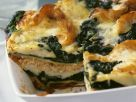 Salmon and Spinach Lasagne recipe