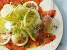 Salmon Carpaccio with Fennel recipe