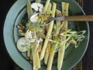 Salsify with a Lemony Walnut Dressing and Goat Cheese recipe