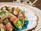 Prosciutto-wrapped Salsify recipe