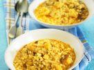 Salted Cod Rissoto recipe