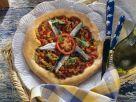 Sardine Pizza recipe