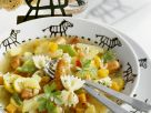 Saucy Sausage Pasta Soup recipe