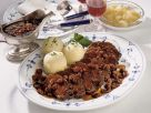 Sauerbraten with Raisins (German Pot Roast) recipe
