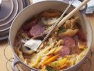 Sausage and Vegetable Stew recipe