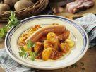 Sausage Potato Stew recipe
