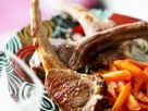 Sauteed Lamb with Root Veg recipe
