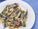Sauteed Sardine Salad recipe