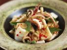 Sautéed Spicy Squid recipe