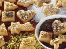 Savory Cheese Pastries recipe