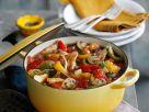 Savoury Vegetable Turkey Stew recipe