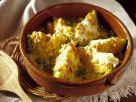 Savoy Cabbage and Ham Au Gratin recipe