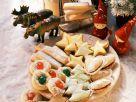 Scandinavian Cookie Platter recipe